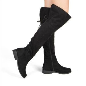 Zion over knee boot
